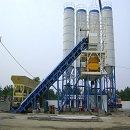 icon Operate the concrete batching plant