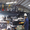 icon Operation roofing production line