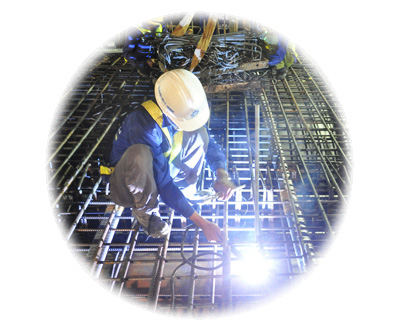 icon Welding steel