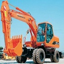 icon Operated excavators